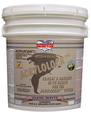 AcryloLock Bucket - Nationwide Coatings