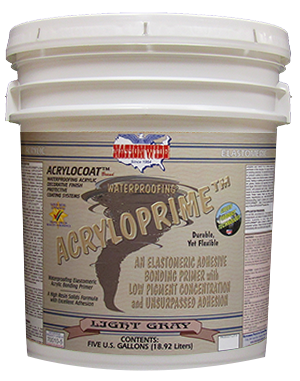 AcryloPrime Bucket - Nationwide Coatings