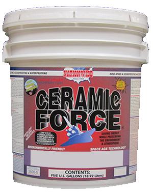 Best Exterior Paint | Ceramic Force®  Bucket Image