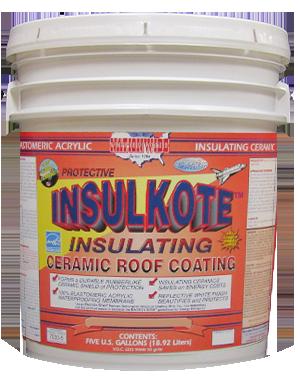 Liquid Roof Coating Insulkote™ Bucket Image