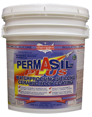 Best Silicone Roof Coating Permasil™ Plus Bucket Image