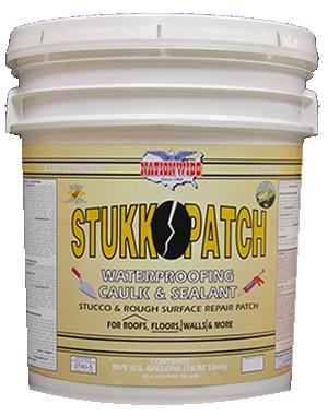 Best Stucco Patch | Stukkopatch™ Bucket Image