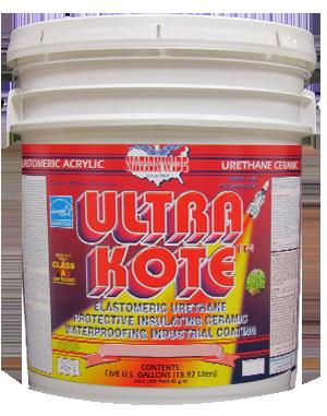 Protective Coating, Ultra Kote Bucket