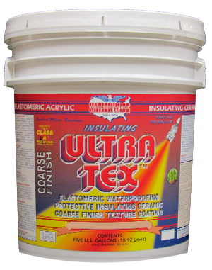 Coarse Sand Texture Paint | Ultra Tex™ Bucket Image