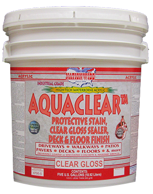 Aquaclear Bucket - Nationwide Protective Coatings