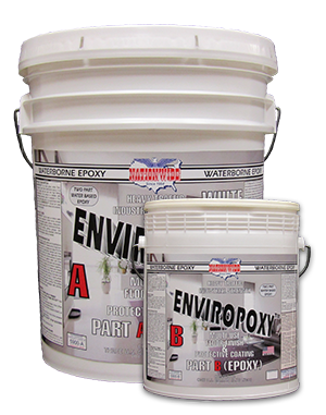 Enviropoxy Epoxy Floor Coating Bucket - Nationwide Protective Coatings