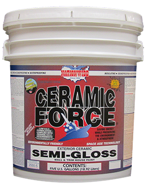 Ceramic Force Semi-Gloss Bucket - Nationwide Protective Coatings