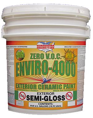 Enviro 4000 Semi-Gloss Bucket - Nationwide Protective Coatings