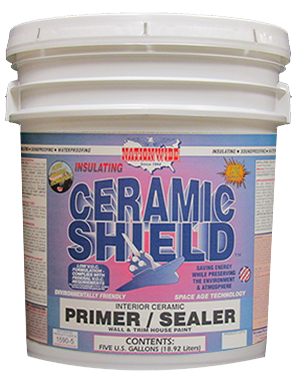 Ceramic Shield Primer Bucket - Nationwide Protective Coatings