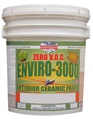 Enviro 3000 - Zero V.O.C. Paint - Nationwide Protective Coatings
