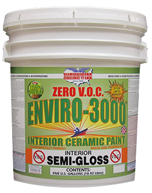 Enviro 3000 Semi-Gloss - Nationwide Protective Coatings