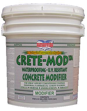 Crete-Mod Bucket - Nationwide Protective Coatings