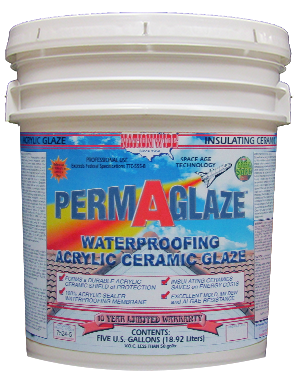 Permaglaze bucket - Tile Roof Sealer - Nationwide Protective Coatings