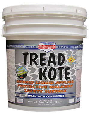 Tread Kote Bucket - Nationwide Protective Coatings