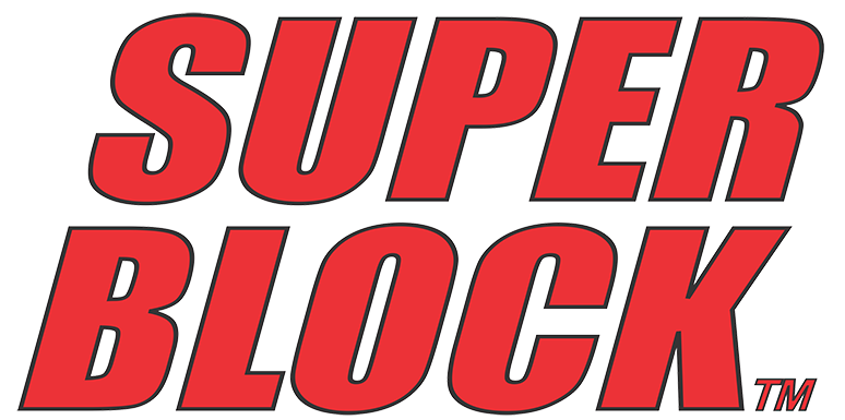 Super Block Logo - Nationwide Protective Coatings