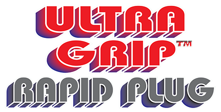 Ultra Grip Rapid Plug Logo - Nationwide Protective Coatings