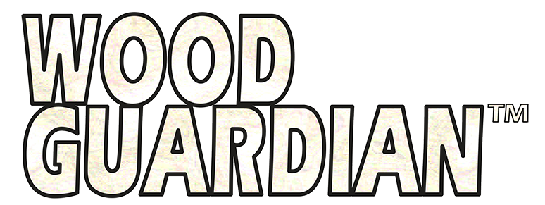 Wood Stain Clear Acrylic | Wood Guardian™ Logo Image