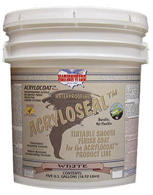 Acryloseal Bucket - Nationwide Protective Coatings