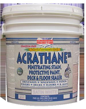 Acrathane Bucket - Nationwide Protective Coatings