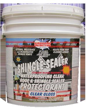 Shingle Sealer Bucket - Nationwide Protective Coatings