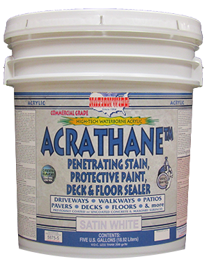 Acrathane Bucket - Nationwide Protective Coatings