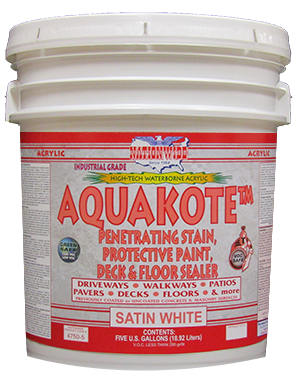 Aquakote Bucket - Nationwide Protective Coatings