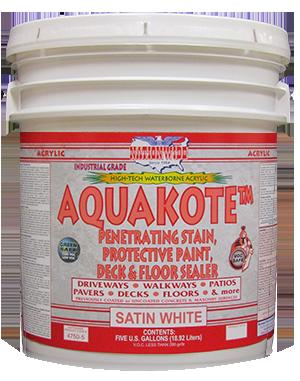 Aquakote Bucket - Nationwide Protective Coatings