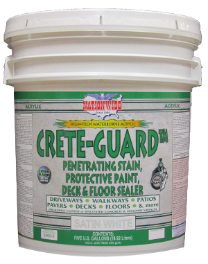 Crete Guard Bucket - Nationwide Protective Coatings