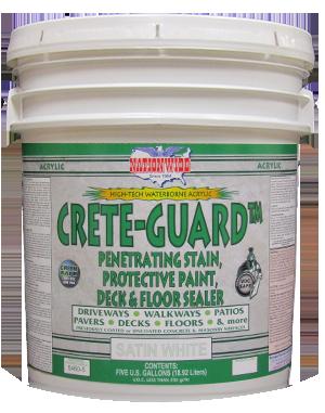 Crete-Guard Bucket - Nationwide Protective Coatings