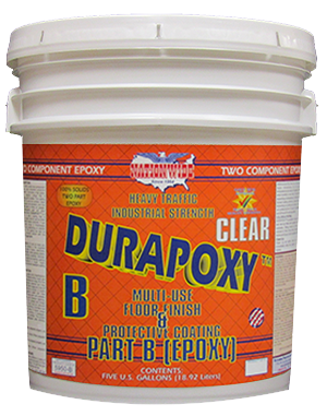 Durapoxy A/B Buckets - Nationwide Coatings