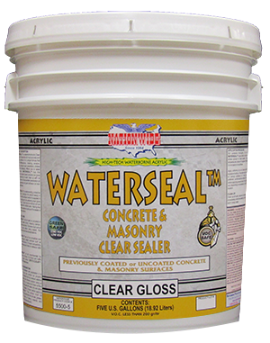 Waterseal Bucket - Nationwide Protective Coatings