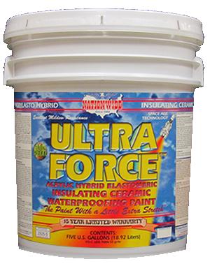 Ultra Force Bucket - Nationwide Protective Coatings