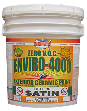 Enviro 4000 Satin Bucket - Nationwide Protective Coatings
