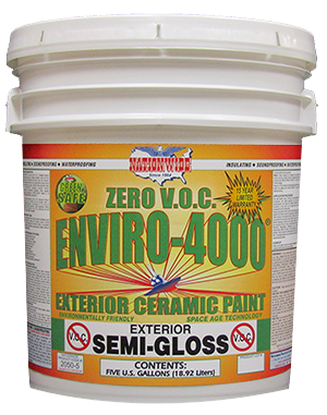 Enviro 4000 Semi-Gloss Bucket - Nationwide Protective Coatings