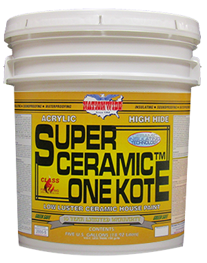 Super Ceramic One Kote Bucket - Nationwide Protective Coatings