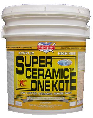 Super Ceramic One Kote Bucket - Nationwide Protective Coatings
