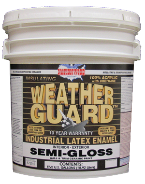 Weather Guard Bucket - Nationwide Protective Coatings