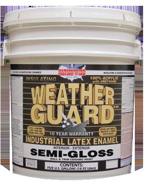 Weather Guard Bucket - Nationwide Protective Coatings