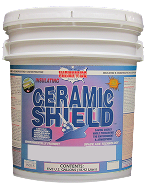 Ceramic Shield Flat Bucket - Nationwide Protective Coatings