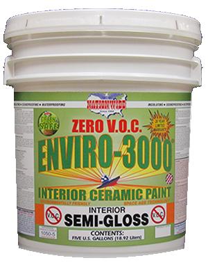 Enviro 3000 Semi-Gloss - Nationwide Protective Coatings