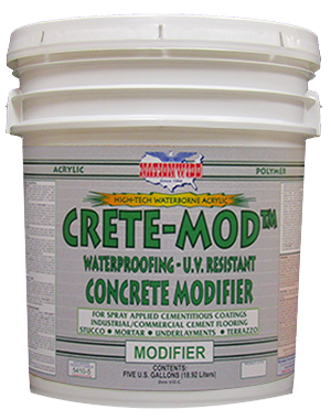 Crete Mod Bucket - Nationwide Protective Coatings