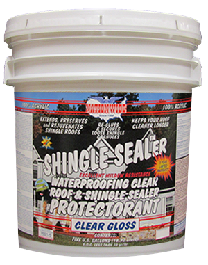 Shingle Sealer Bucket - Nationwide Protective Coatings