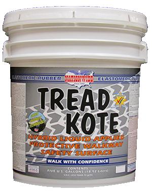 Tread Kote Bucket - Nationwide Protective Coatings