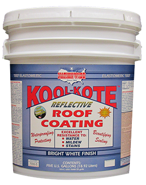 Kool Kote Bucket - Nationwide Protective Coatings