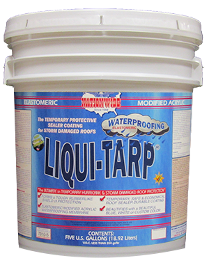 Liqui-Tarp Bucket - Nationwide Protective Coatings