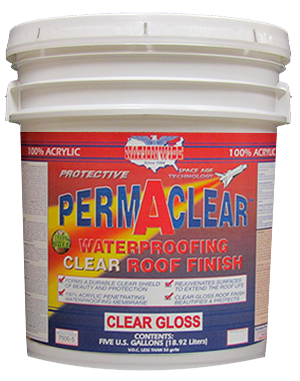 Permaclear Bucket - Nationwide Protective Coatings