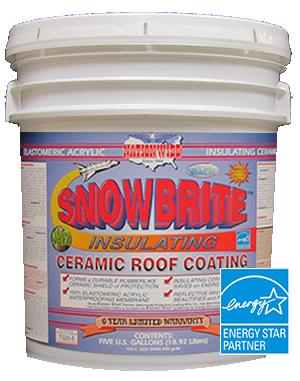Snow Brite Bucket - Nationwide Protective Coatings