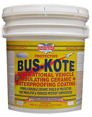 Bus-Kote Bucket - Nationwide Protective Coatings