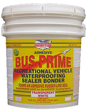 Bus-Prime Bucket - Nationwide Protective Coatings