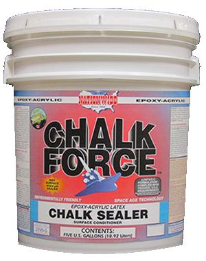 Chalk Force Bucket - Nationwide Protective Coatings